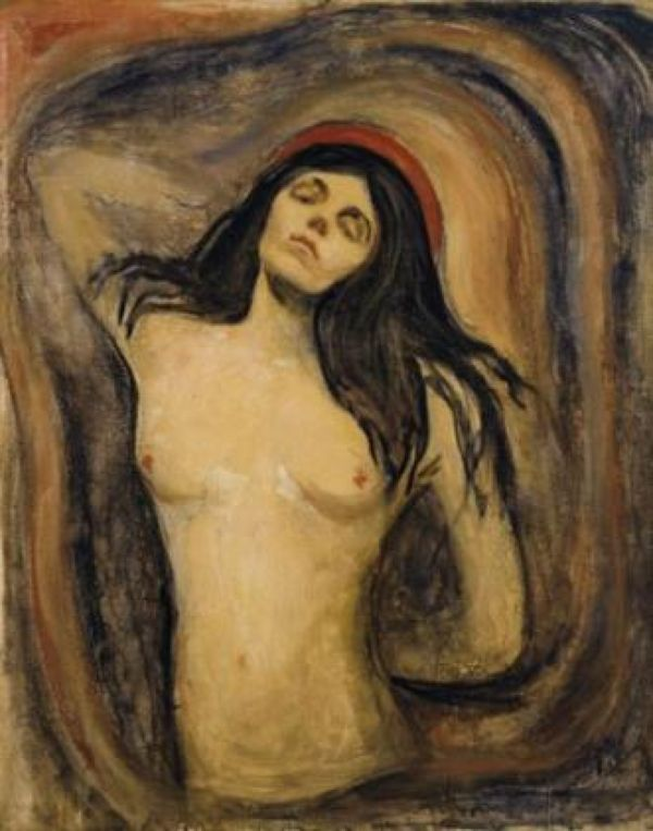 Edvard Munch Paintings. Edvard Munch (Edvard Munch)