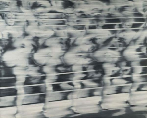 Gerhard Richter (Gerhard Richter) Dancers. 1966