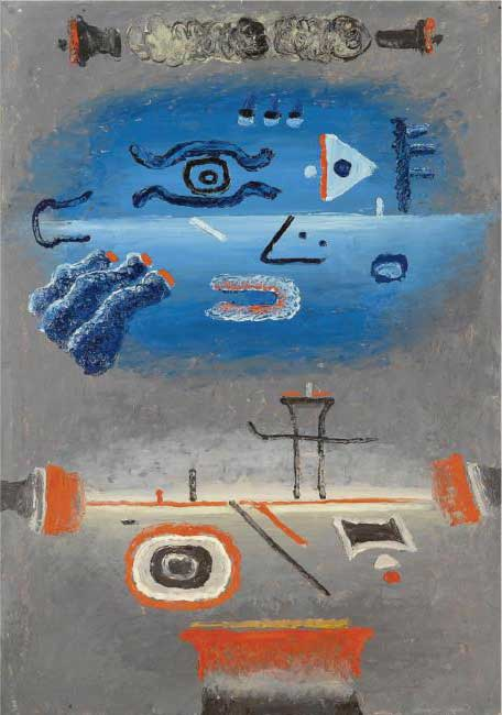 Vladimir Yankilevsky. Untitled. 1973