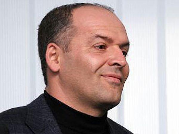 Пинчук - почетный житель Киева
