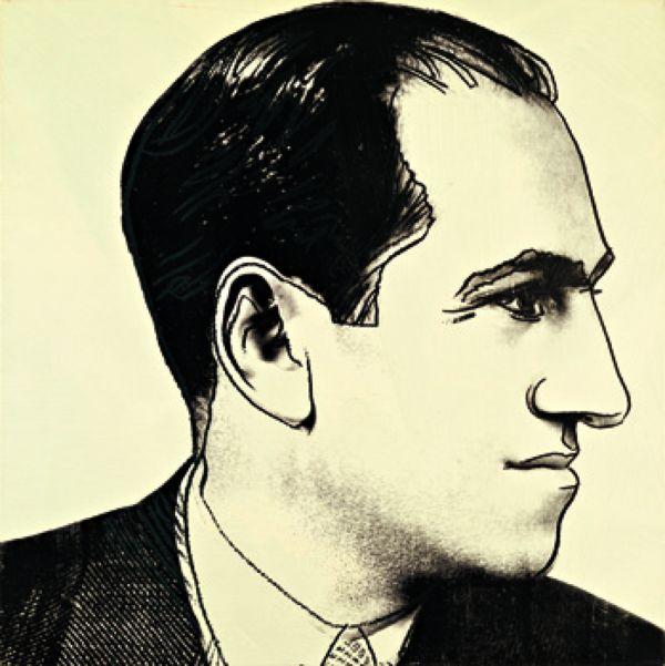Andy Warhol, George Gershwin