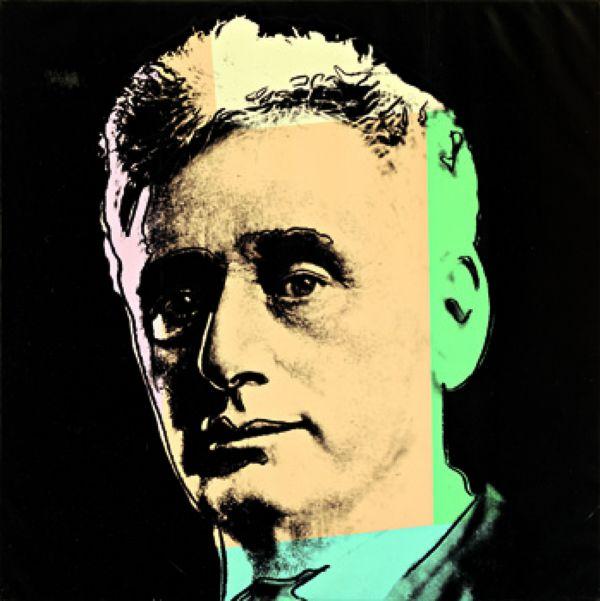 Andy Warhol Louis Brandeis
