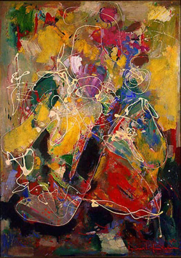 Hans Hofmann: Image Gallery