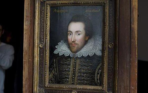 Shakespeare or Thomas Overberi?
