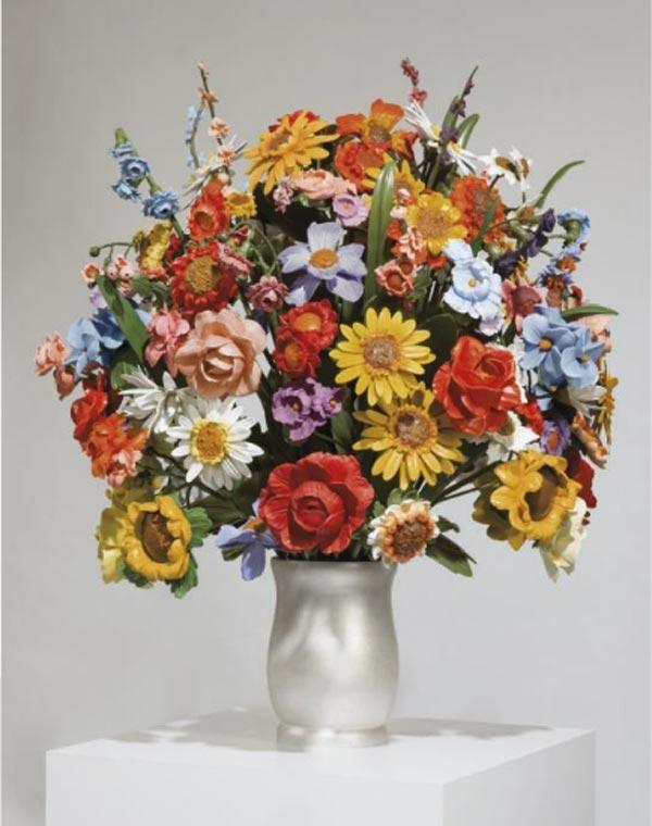 Фото ваз с цветами