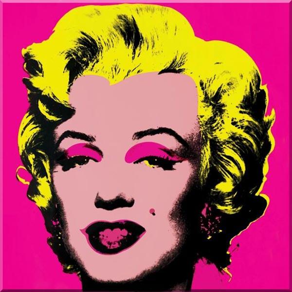 Marilyn Monroe Pink