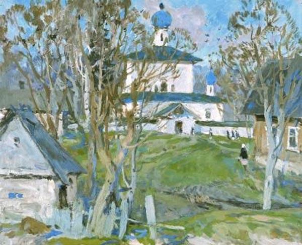 Музее российской академии художеств