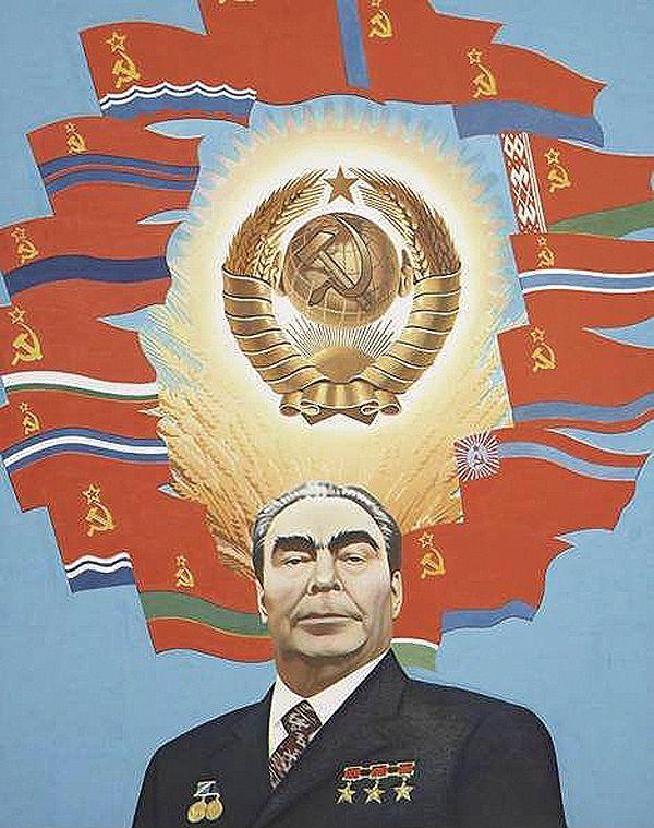 Брежнев. Советский космос.