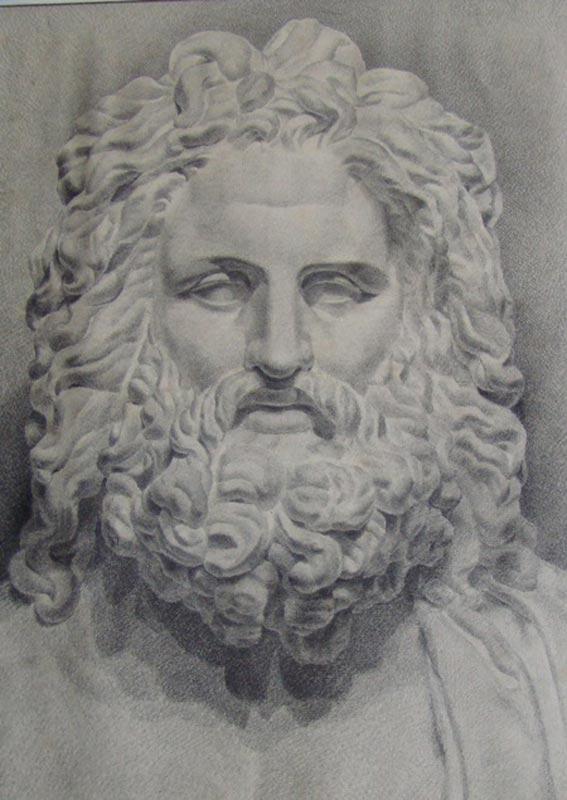 Высокое искусство рисунка xviii xx вв