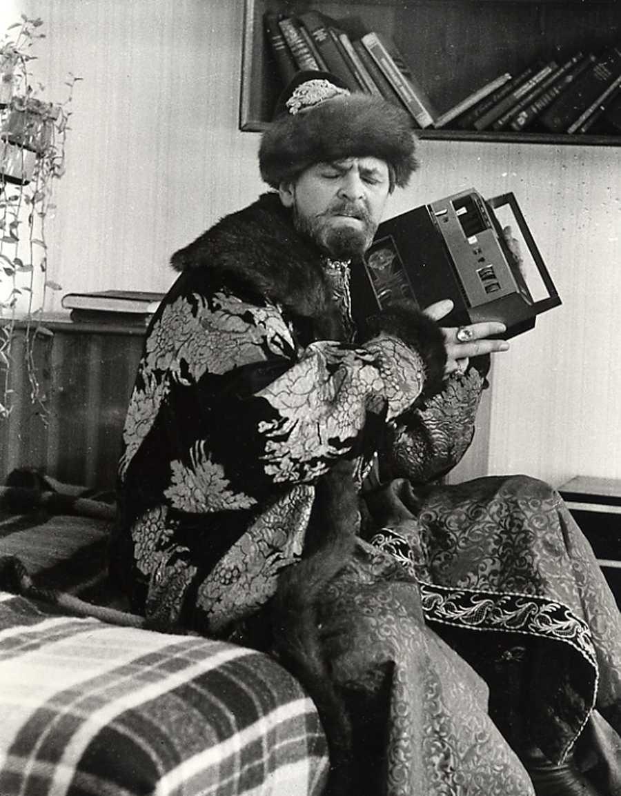 Иван васильевич меняет профессию 1972