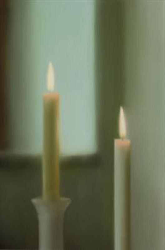 Richter Two Candles Gerhard Richter Two Candles