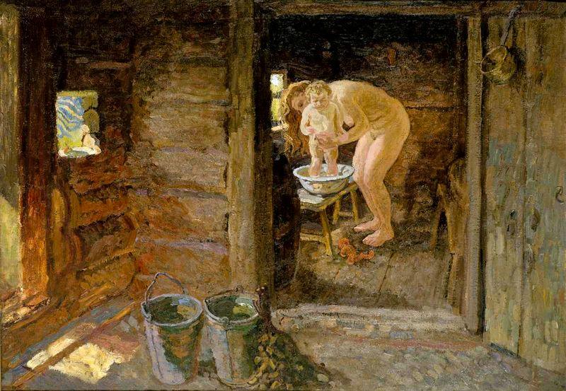 русская баня для похудения