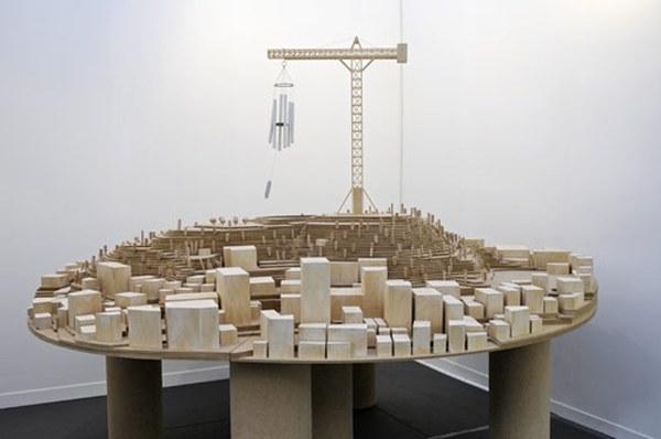МИРЧА КАНТОР Памятник концу света. 2006