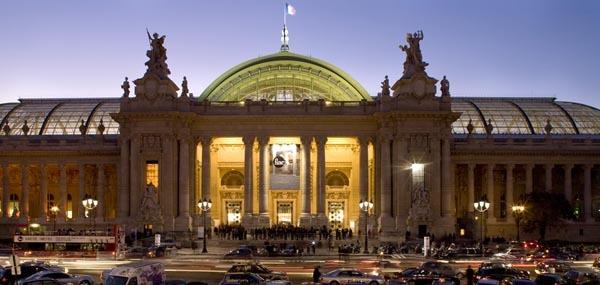 Парижский Гран-Пале — традиционное место проведения арт-ярмарки FIAC