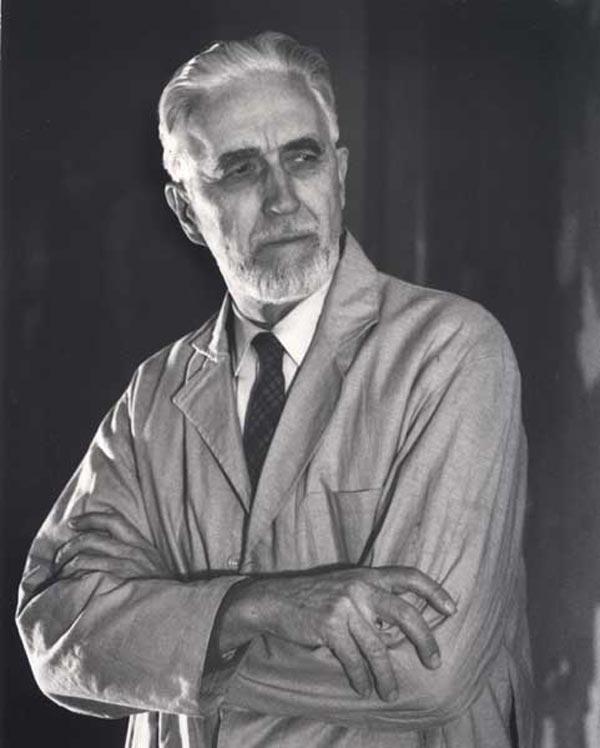 Клиффорд Стилл в 1969 году