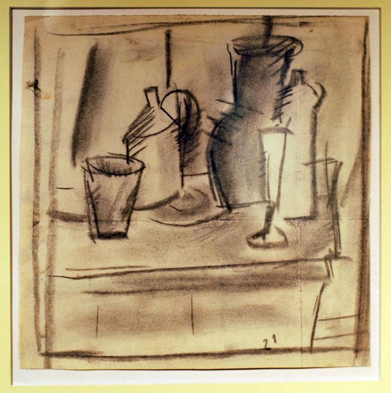Robert Falk Still Life. 1921