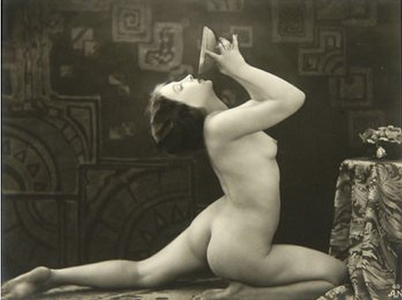 Erotic photographs of women