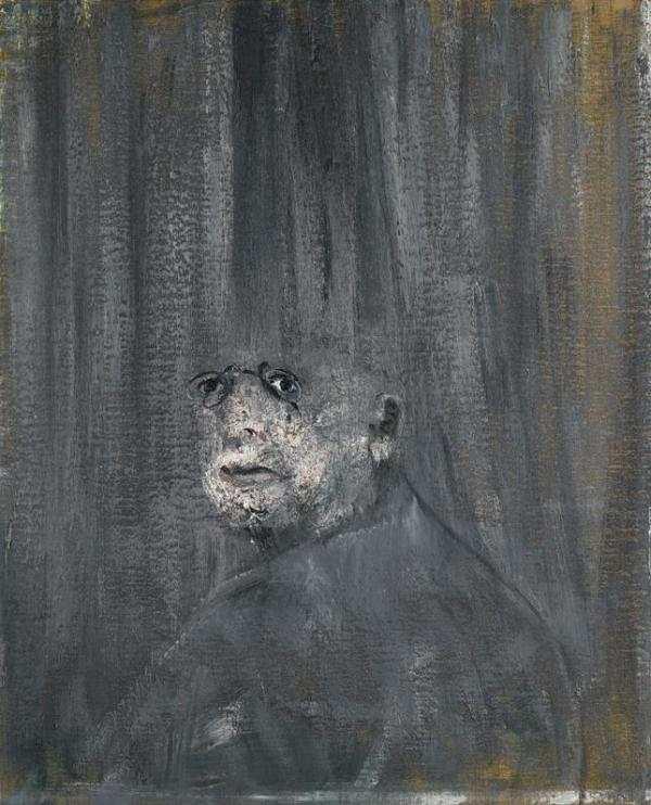 ФРЕНСИС БЭКОН Голова III. 1949