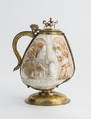 Кубок. Середина XVI в. Франция