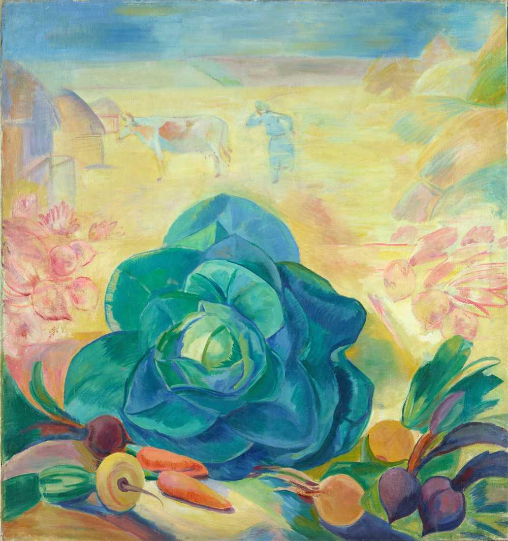 павел кузнецов живопись: