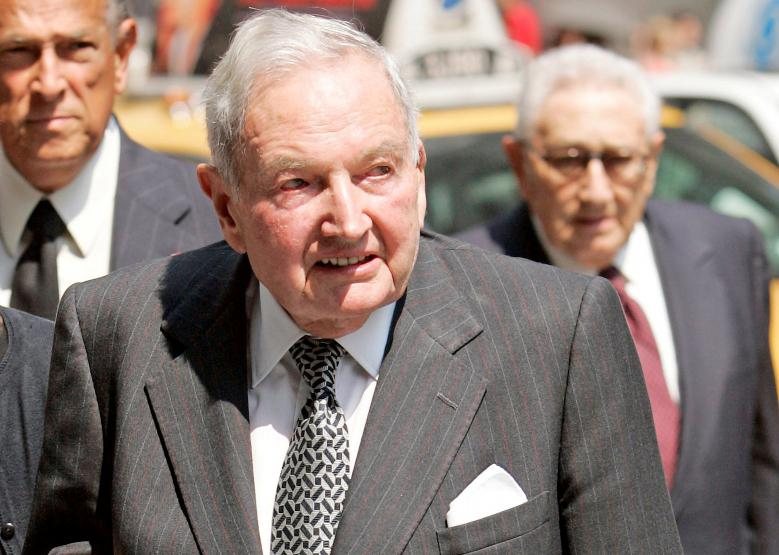 Charles rockefeller and dating