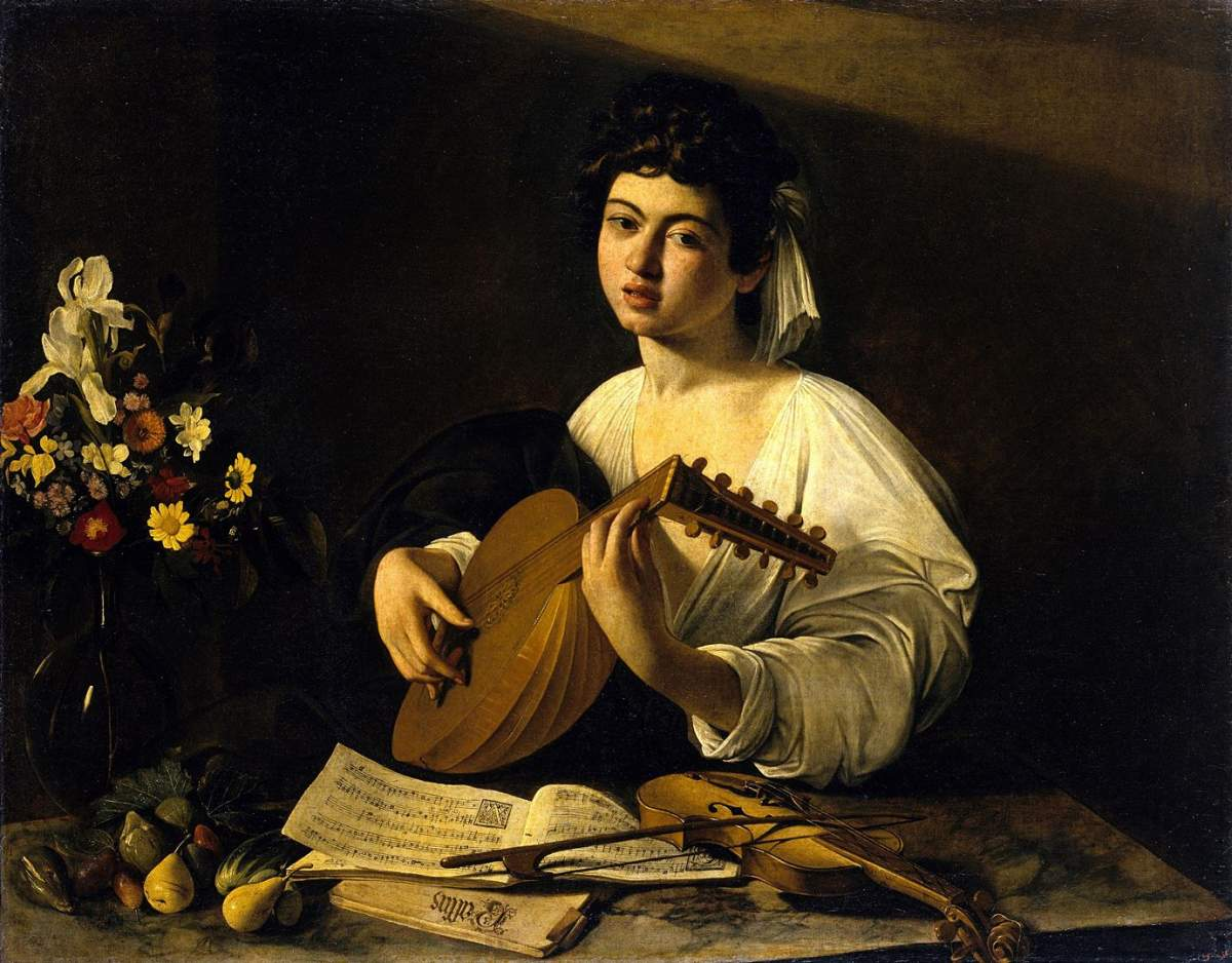 russia 039 s only canvas by caravaggio cleared from bad edits