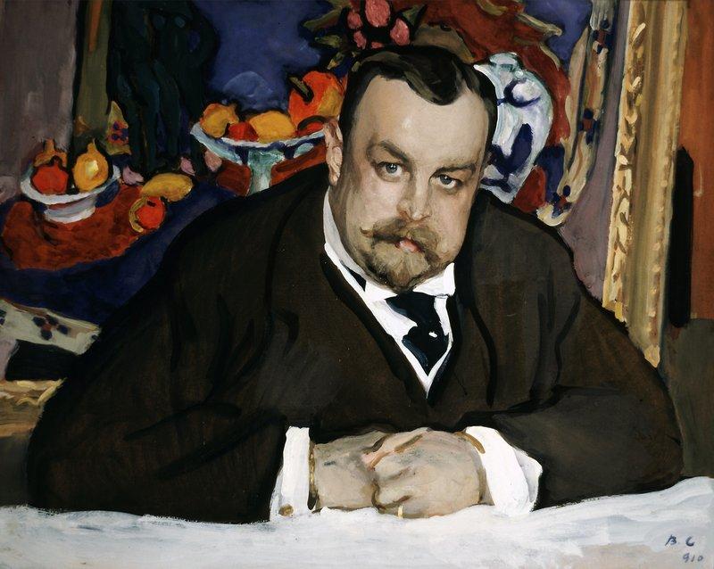 Президент Франции откроет выставку картин из коллекции Морозовых