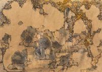 """Artist: Tarkhanov, Mikhail Mikhailovich : Obuhenie """"Zolotogo Lotosa"""" (Golden Lotus Study)"""