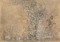 Artist: Tarkhanov, Mikhail Mikhailovich : Silver Tree