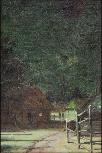Artist: Alexandrov, Nikolay Nikolaevich : Лунная ночь