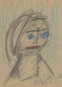 Artist: Yakovlev, Vladimir Igorevich : Портрет девочки