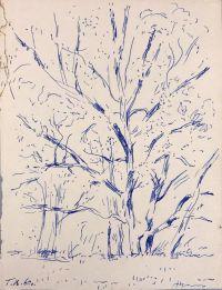 Artist: Vereisky, Georgy Semenovich : Trees