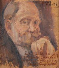 Artist: Milioti, Nikolay Dmitrievich : Portrait von W. Toporow