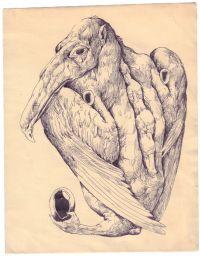Artist: Prigov, Dmitry Alexandrovich : Астральное тело