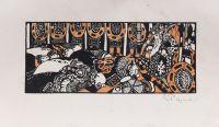 Artist: Roerich, Nicolay Konstantinovich : На поклоне у царя