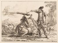 Artist: Orlovsky, Alexandr Osipovich : Soldier with Camel