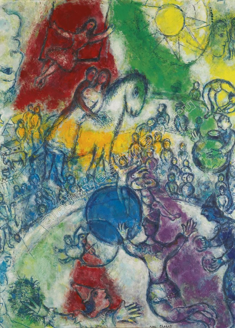 an analysis of marc chagalls famous paintings Choose your favorite marc chagall paintings from millions of available designs all marc chagall paintings ship within 48 hours and include a.