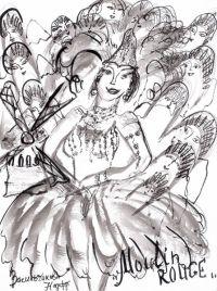 Художник: Васильчикова, Надежда Анатольевна  : Moulin Rouge