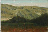 Artist: Navozov, Vasily Ivanovich : Южнорусский пейзаж