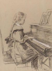 Artist: Boim, Solomon Samsonovich : Young Pianist