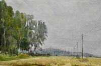 Artist: Boim, Solomon Samsonovich : На опушке леса