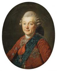 Artist: Roslin, Alexandr : Портрет графа Строганова А.С.