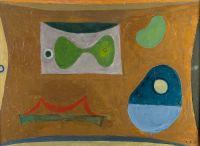 Artist: Yankilevsky, Vladimir Borisovich : Thema und Improvisation No 1