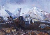 Artist: Bazunov, Nikolay Nikolaevich : База-17