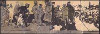 Artist: Alexeev, Adolf Evgenievich : На вокзале