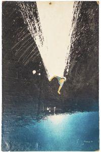 Artist: Belenok, Petr Ivanovich : Сапгир, рассекающий тьму