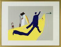 Artist: Pivovarov, Victor Dmitrievich : Длинная нога