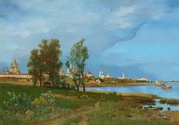 Artist: Villie, Mikhail Yakovlevich : Ростов Великий