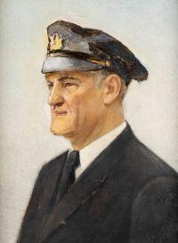 Artist: Stekolshikov, Vyacheslav Konstantinovich : Portrait von Georgij Nisskij