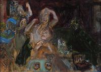 Artist: Konysheva, Natta Ivanovna : У Медведевых